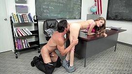 Rebel Lynn Small Tits Action