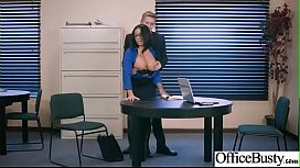 Hard Sex Tape In Office With Big Round Tits Sexy Girl Simone Garza video