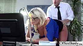Gorgeous Girl julie cash With Big Boobs Like Sex In Office clip