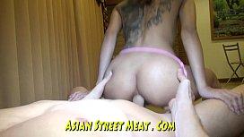 Tattoed Anal Fuck Toy Asian Freak zaya cassidy anal
