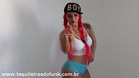 Tequileira dan&ccedil_ando Baile da Gaiola