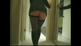 MarieRocks 50 Plus MILF - Being Sexy in Black