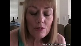 Granny Gobbles The Hard Young Dick