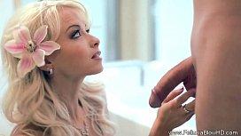 Blonde Fellucia Finest Blowjob