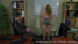Wicked - Jillian Janson knows what the boss wants