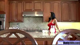 Busty Housewife veronica rayne Enjoy On Cam Hardcore Sex movie