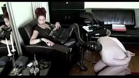 Best Mistress Domination of Slave. See pt2 at goddessheelsonline.co.uk