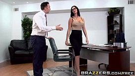 Big Tits at Work -  Quid Pro Blow scene starring Jasmine Jae  Keiran Lee porn vid
