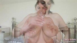 Carol Brown Boobs Play And Dildo Fuck