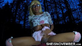 HD My StepDaughter Have Passionate Sex With Me Finally Giving Up The Pussy, Secrete Affair Behind My Wife Back, Cute Blonde Ebony Msnovember Riding Step Dad Big Cock In The Woods, Forbidden Family Taboo Fauxcest Hardcore POV Sex 4K On Sheisnovember