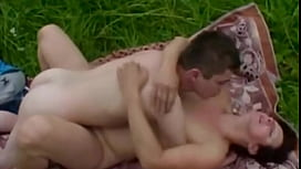 ForestSide Fuckers 1 - Old Woman &amp_ Young Boy - Sex Scene 2