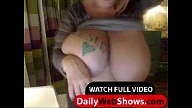 Tattoo BBW Webcam Show - DailyWebShows.com