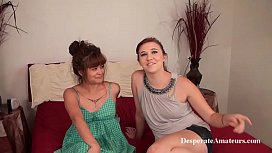 Raw casting desperate amateurs compilation hard sex money Charlie, Astrid, Stephie, and Tia