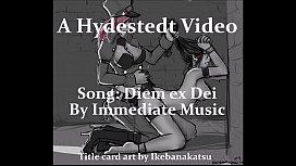Warrior princess enslaved by dark magic  Captions Music