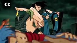Samazu Black Goku Fucking Mai