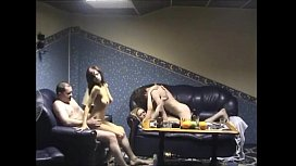 Orgy After The Sauna Hidden Cam - More Videos SWEETGIRLCAMCOM