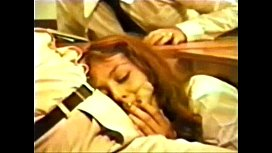 Schoolgirl Orgy - Vintage, Retro