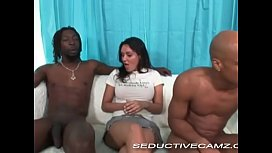 Charley Chase Takes Two BBC's - www.seductivecamz.com