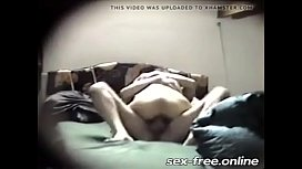 Hidden Cam In The Parents Bedroom Amateur