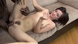 Hairy Old MILF Anal BBC Fuck