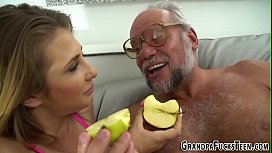 Teen tasted by grandpa xvideos preview