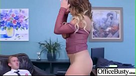 Cassidy Banks Big Round Juggs Girl Like Hard Bang In Office clip