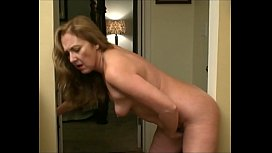 Watch me fuck my dildo so hard against the wall!