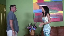 Cheating Brunette MILF From ExposedCougarscom Has A Visitor