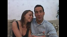 Fill My Wife'_s Mouth With Your Cum
