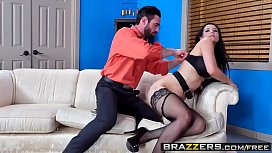 Brazzers - The Intern's Turn Katrina Jade and Charles Dera porn vid