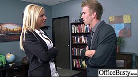 Big Tits Girl britney shannon Get Seduced And Banged In Office movie