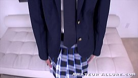 AMATEUR ALLURE: Schoolgirl Trailer Compilation (Jill Kassidy, Cadey Mercury, Luna Bright, Liza Rowe, Bailey Bae, Yhivi, Felicity Feline)