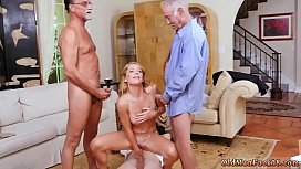 Blonde sucking balls Frannkie And The Gang Tag Team A Door To Door