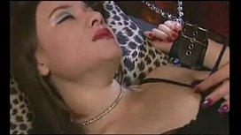 Mean Femdom Abusing Her Cute Slave Girl
