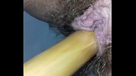 Slut Fucks Herself For Married Man'_s Cock