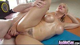 Anal Sex Tape With Big Oiled Ass Superb Girl sarah vandella video