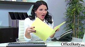 casey cumz Big Round Tits Girl Enjoy Sex In Office clip