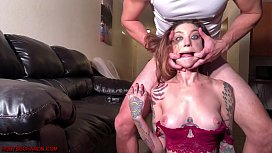 ROUGH Facefucking Gagging Cumshots Compilation PART 7 taxi69