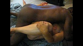 I MAKE HIS WIFE CUM ON MY BLACK COCK AND THEY LOVE IT