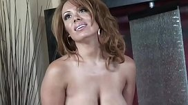 A beautiful mature m. gets fucked in every hole by her neighbor