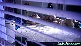 indigojenna Nasty Lesbians Punishing With Sex Dildos clip
