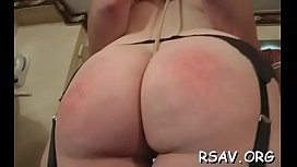 Mature whore enjoys getting her sweet bumpers squeezed