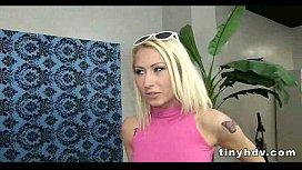 Teenie tiny girl fucked silly Stacie Andrews 5 91