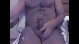 Punheta amadora - Mature amateur fat cock masturbation 7