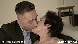 Mom'_s Hairy Pussy Gets Pounded Hard