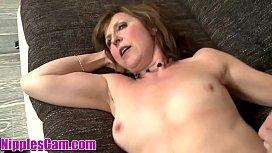 NipplesCam.com - Spectacled mature moms fuck boys like crazy