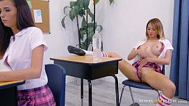Brazzers Quinn Wilde Big Tits at Work