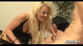 Ladies specialized for pang are slapping balls and enjoying