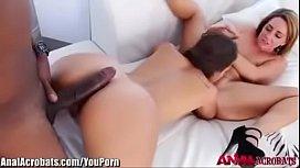 Big ass Kelsi Monroe threesome with bbc
