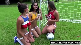 RealityKings - We Live Together - (Kelsi Monroe, Shae Summers) - Ole Ole